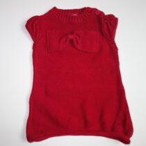 Šatičky pletené, velikost 74, cp 262
