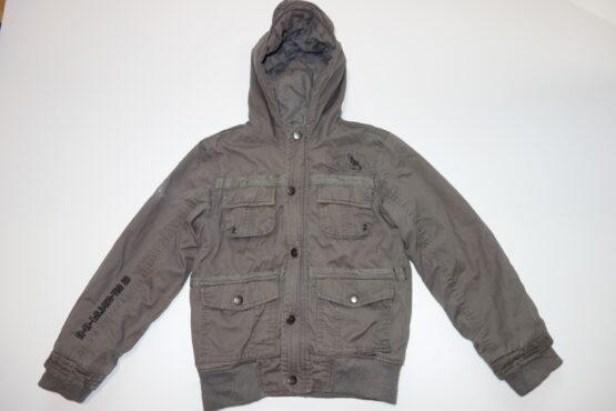 Slabší bunda REBEL, velikost 122, cp 249