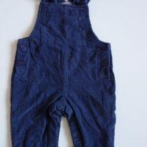 Kalhoty s laclem, velikost 0-3 měsíce, cp 534