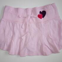 Kalhotová sukně, velikost 128, cp 2203