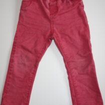 Kalhoty Denim Co., velikost 86, cp 2216
