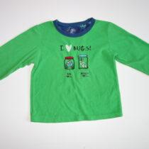 Fleesové tričko, velikost 122, cp 2390