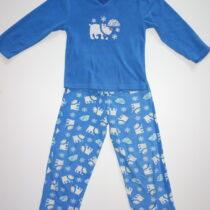Fleesové pyžamo, velikost 122, cp 2411