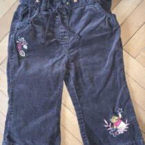 Kalhoty, velikost 74, cp 2627