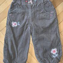 Kalhoty, velikost 74, cp 2626
