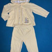 Souprava (kalhoty a mikina), velikost 74, cp 2646