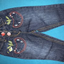 Kalhoty, velikost 74, cp 2643