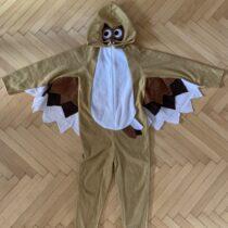 Kostym sova velikost 104/110, cp 2844